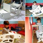 Multi function highchair