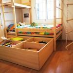 Organiza tus juguetes