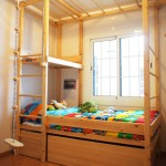 Climbing bed: Arrange the room and adventure